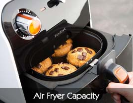 Air Fryer Capacity