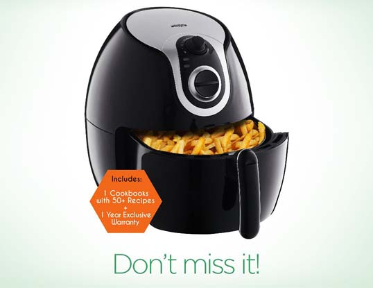 Air Fryer XL By Cozyna