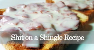 Everything and Beyond Shit on a Shingle Recipe