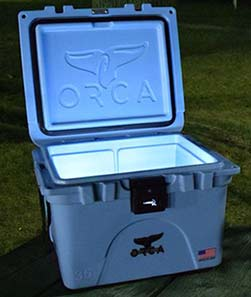 Orca 35 Quart Liddup Hard Cooler