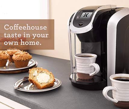 Keurig K475 and K575 - Ease of Use