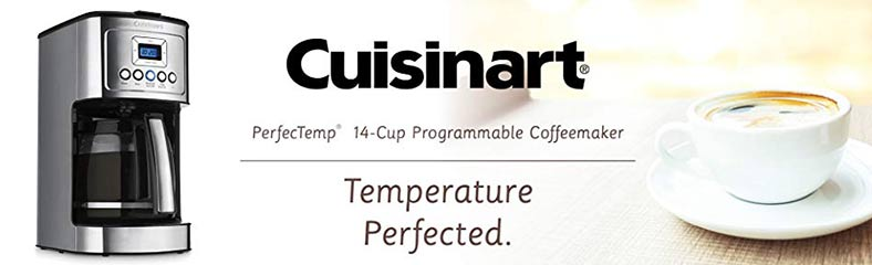 Difference Between these Cuisinart Coffee Makers